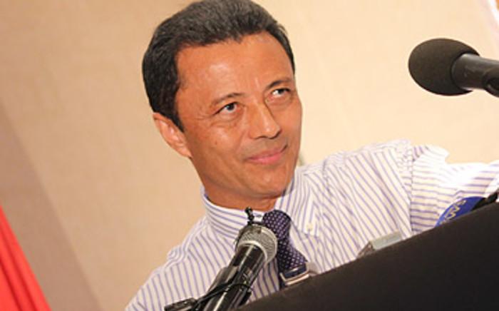 Former Madagascar president Marc Ravalomanana. Picture: Eyewitness News.