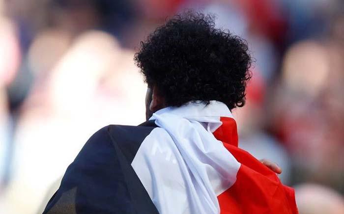 FILE: Mohamed Salah. Picture: @MoSalah/Twitter.