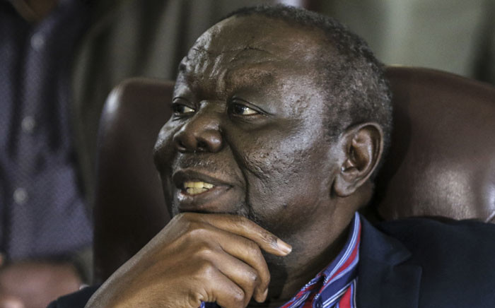 FILE: Former leader of Zimbabwe's Movement for Democratic Change (MDC) Morgan Tsvangirai. Picture: AFP