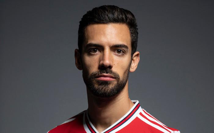 Pablo Mari. Picture: @Arsenal/Twitter