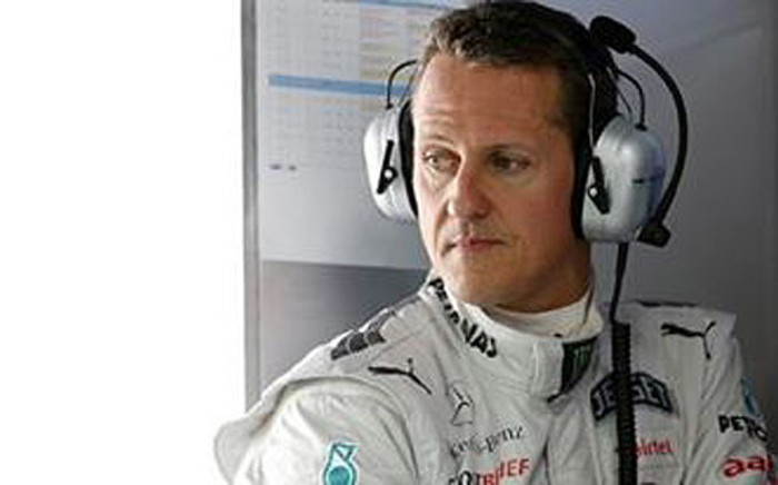 Retired Formula One world champion Michael Schumacher. Picture: Facebook.