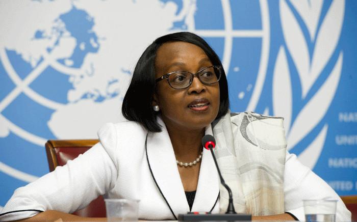 FILE: World Health Organization (WHO) regional director for Africa Matshidiso Moeti. Picture: World Health Organization (WHO)/Facebook.