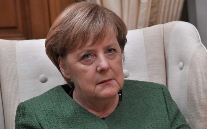FILE: German Chancellor Angela Merkel on 10 January 2019. Picture: AFP