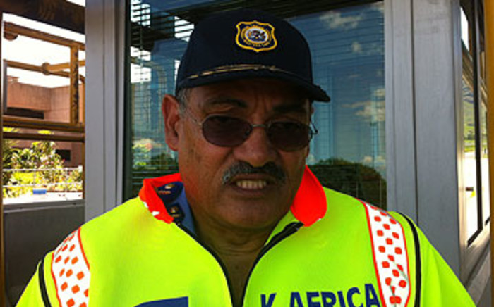 Traffic Chief Kenny Africa. Picture: Chanel September/EWN