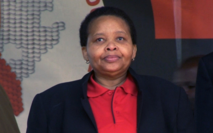Women, Children and People with Disabilities Minister Lulu Xingwana. Picture: Supplied.