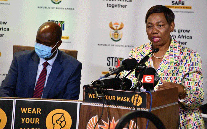 Basic Education Minister Angie Motshekga. Picture: GCIS.