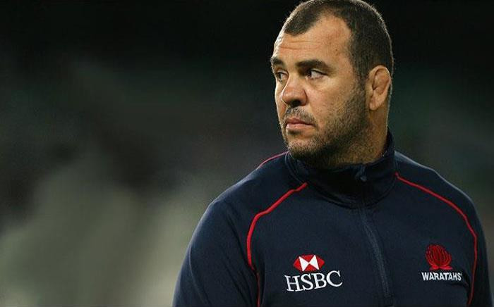 FILE: Wallabies coach Michael Cheika. Picture: rugby.com.au