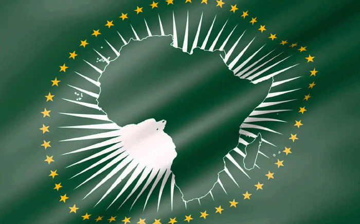 FILE: African union flag. Picture: YouTube.