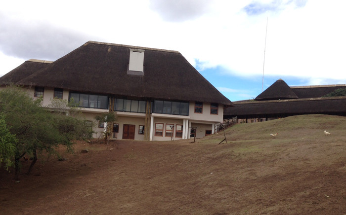 A group of 30 journalists were taken on a guided tour through President Jacob Zuma's Nkandla homestead on 26 July 2015. Picture: Vumani Mkhize/EWN.