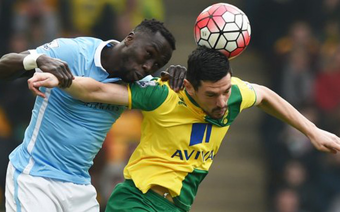 Manchester City vs Norwich City at Carrow Road on 12 March 2016. Picture: @NorwichCityFC.