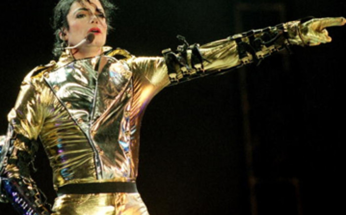Michael Jackson. Picture: AFP
