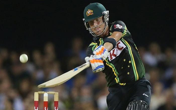 Australian wicketkeeper batsman Brad Haddin in T20 action. Picture: Facebook.