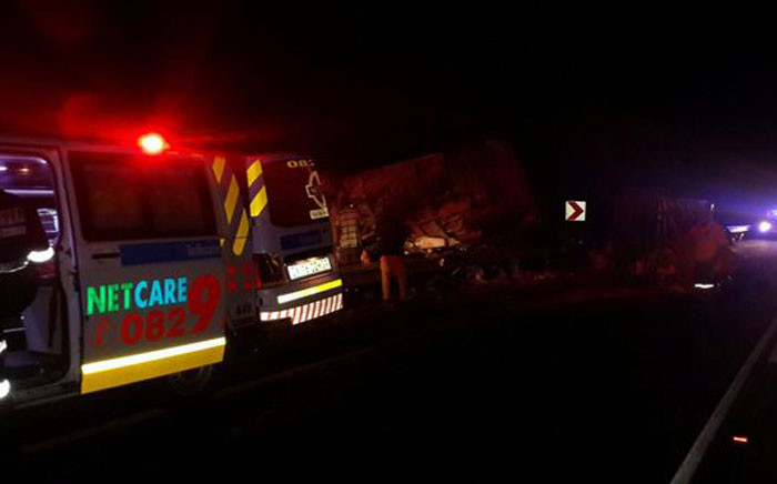 Picture: Twitter @Netcare911_sa