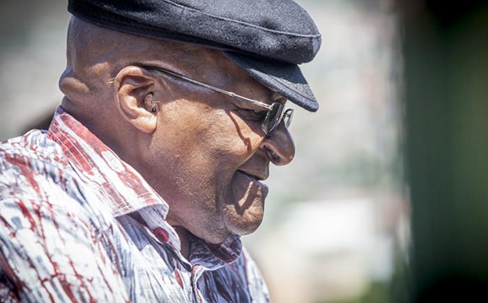 Archbishop Emeritus Desmond Tutu. Picture: Thomas Holder/EWN.