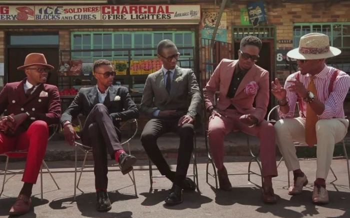 A screengrab from the short film 'Boys of Soweto', which has been nominated for Best Picture at the festival.