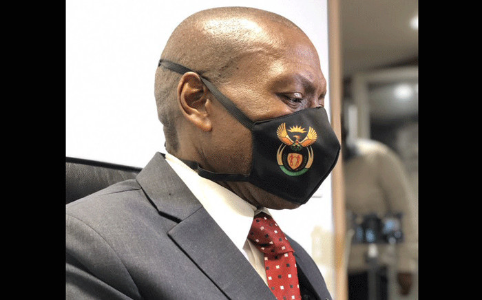 Minister of Health Dr Zweli Mkhize. Picture: GCIS.