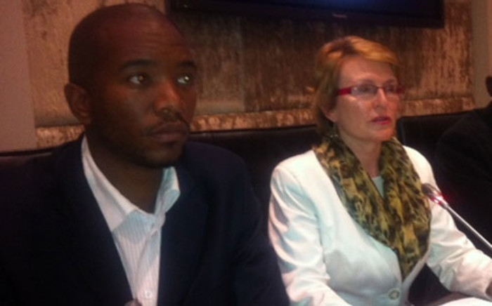"""DA leaders Helen Zille believes Gauteng will be the most interesting """"battlefield"""" for power in the upcoming national elections. Picture: Catherine Rice/EWN."""