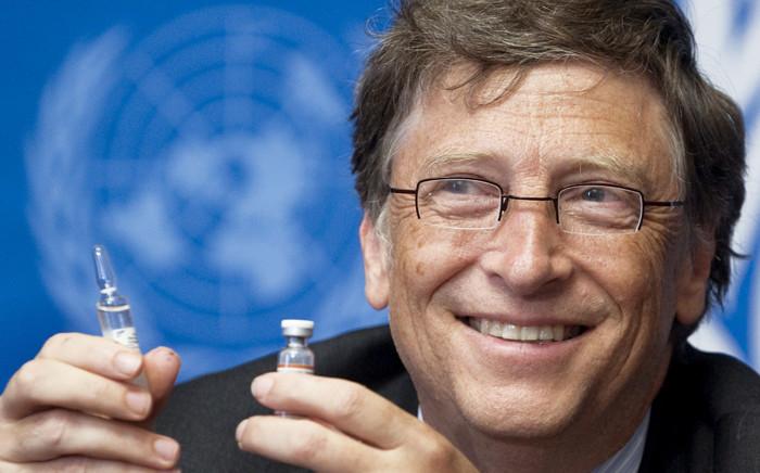 Billionaire philanthropist Bill Gates. Picture: United Nations Photo.
