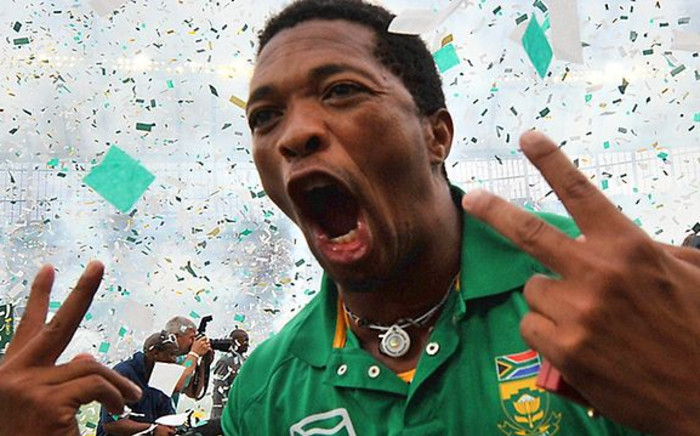 FILE: Makhaya Ntini has spoken up about how he was always alone and would run between the hotel and grounds to avoid the team bus.
