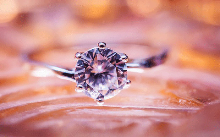 A diamond ring. Picture: Pixabay.com