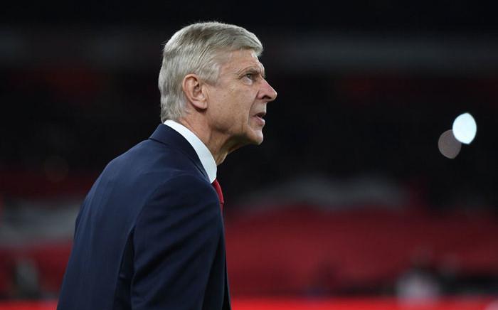Arsenal manager Arsene Wenger. Picture: @Arsenal/Twitter