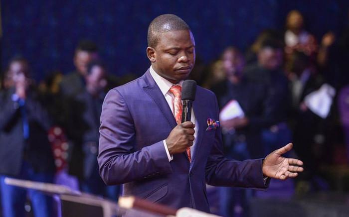 Prophet Shepherd Bushiri. Picture: @shepherdbushiriministries/Facebook.com.