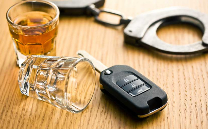 About 1,400 people have been arrested for drunken driving since the start of December.  Picture: Supplied.