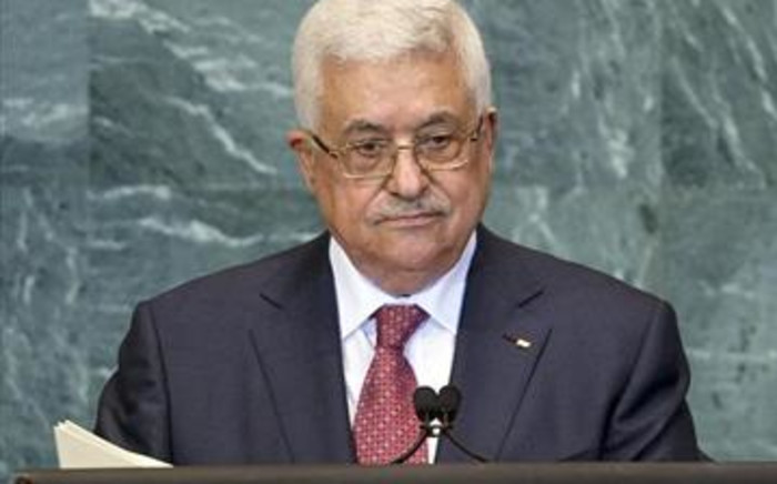 FILE: President of the Palestinian Authority Mahmoud Abbas at the United Nations General Assembly in New York on 25 September 2010. Picture: Don Emmert/AFP