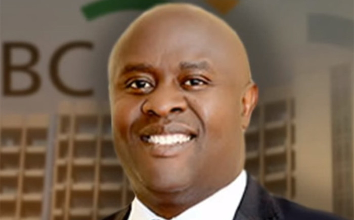 FILE: Former SABC group Chief Executive James Aguma. Picture: Screengrab.