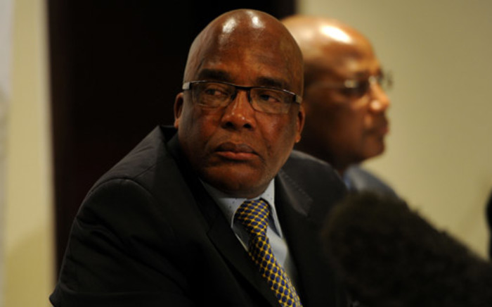 Health Minister Aaron Motsoaledi. Picture: Werner Beukes/SAPA