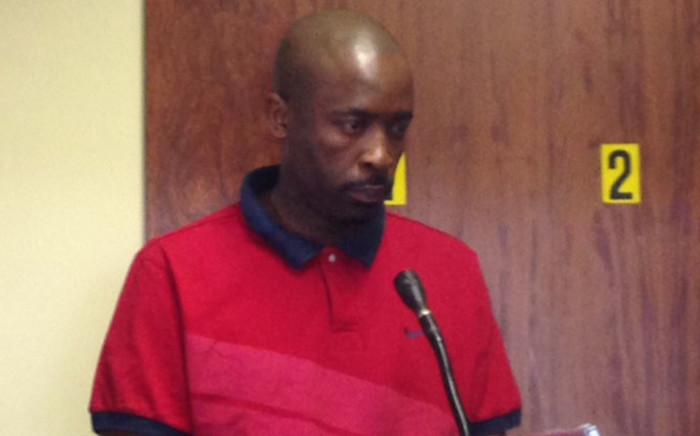 The Hatfield Magistrates Court in Pretoria has postponed a case against radio and TV personality Sbusiso Leope on 15 September 2014. Picture: Vumani Mkhize/EWN