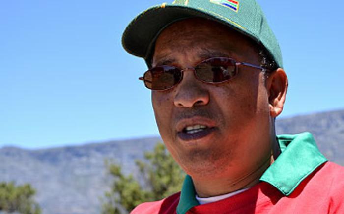 Western Cape Cultural Affairs MEC Ivan Meyer. Picture: Aletta Gardner/EWN