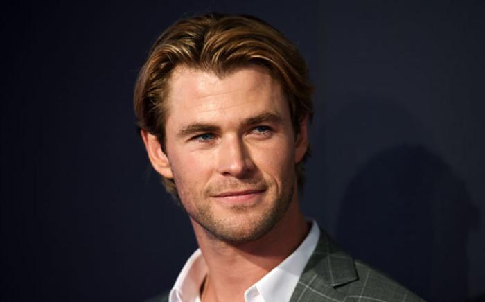 Australian actor Chris Hemsworth. Picture: EPA.