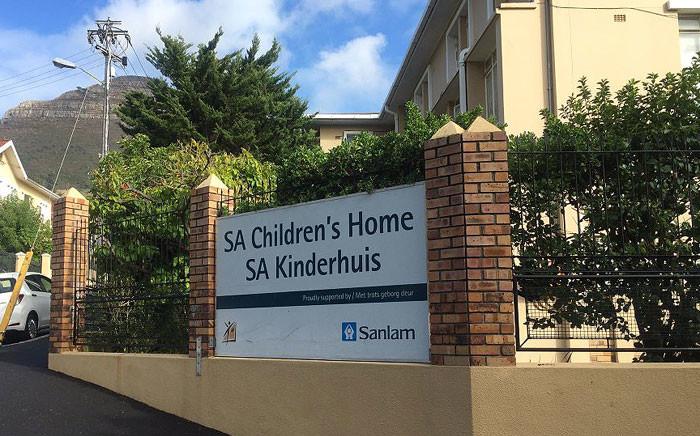 FILE: The SA Children's Home in Cape Town. Picture: Siyabonga Sesant/EWN.