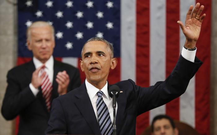 FILE: United States President Barack Obama. Picture: AFP.
