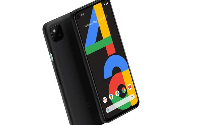 Google's Pixel smartphone. Picture: google.com