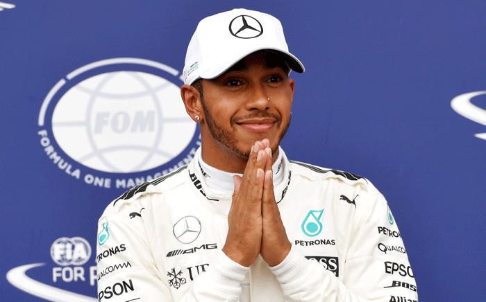 FILE: Mercedes' British driver Lewis Hamilton.Picture: AFP