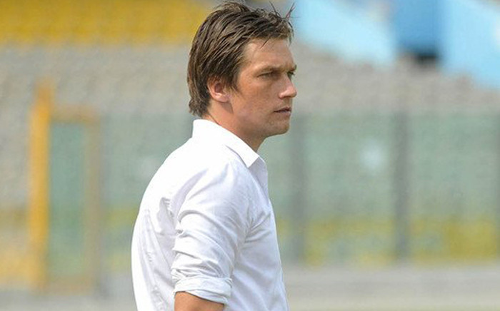 FILE: Medeama Soccer Club coach Tom Strand. Picture: Twitter: @MedeamaSC.