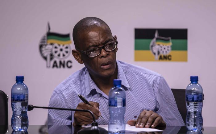 FILE: ANC secretary-general Ace Magashule. Picture: Abigail Javier/EWN