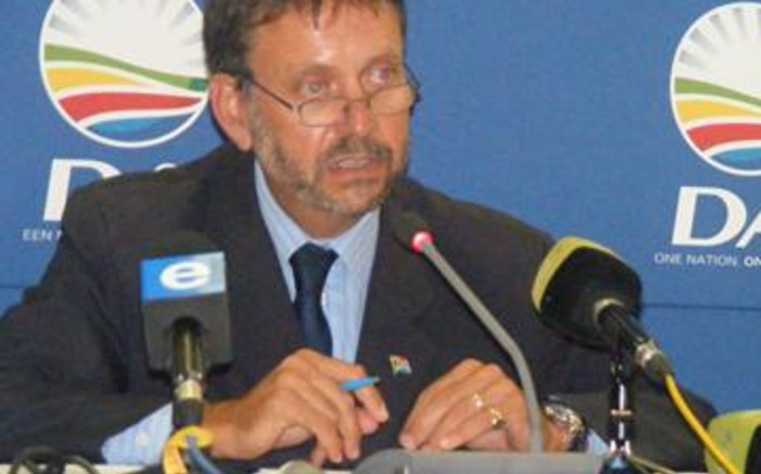 The DA's James Selfe said the party will be taking the NPA to court .