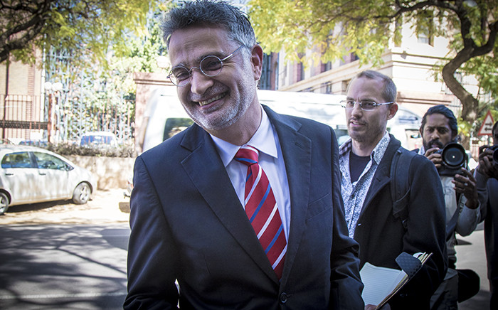 FILE: Johan van Loggerenberg, one of the three former Sars officials implicated in the so-called Project Sunday Evenings. Picture: Picture: Thomas Holder/EWN.