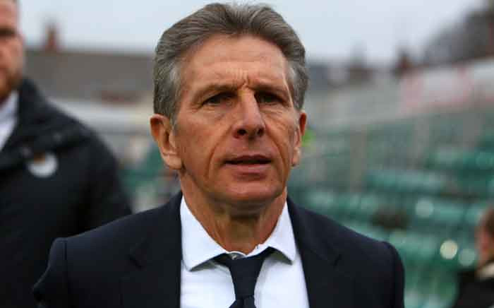 FILE: In this file photo taken on 06 January 2019 Leicester City's French manager Claude Puel arrives for the English FA Cup third round football match between Newport County and Leicester City at Rodney Parade in Newport. Leicester announced the sacking of manager Claude Puel on 24 February 2019 following the struggling Premier League side's sixth defeat in seven games. Picture: AFP