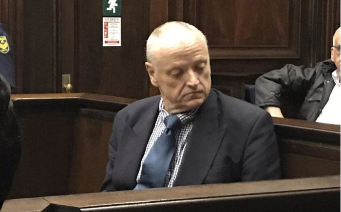 FILE: Alleged wife killer Rob Packham appears in the Western Cape High Court on 14 March 2019. Picture: Lauren Isaacs/EWN.
