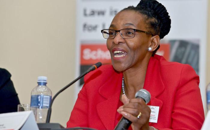 FILE: Judge Mandisa Maya. Picture: law.ukzn.ac.za