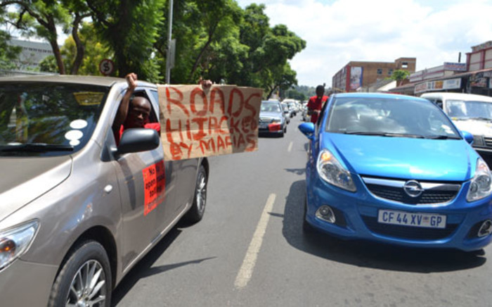 The first of the 2013 E-toll planned strikes took about 6 hours in Pretoria
