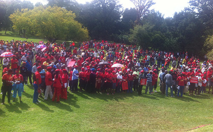 Seifsa announced that 23 of its member companies will shut down for the duration of the strike. Picture: Zikhona Miso/EWN.