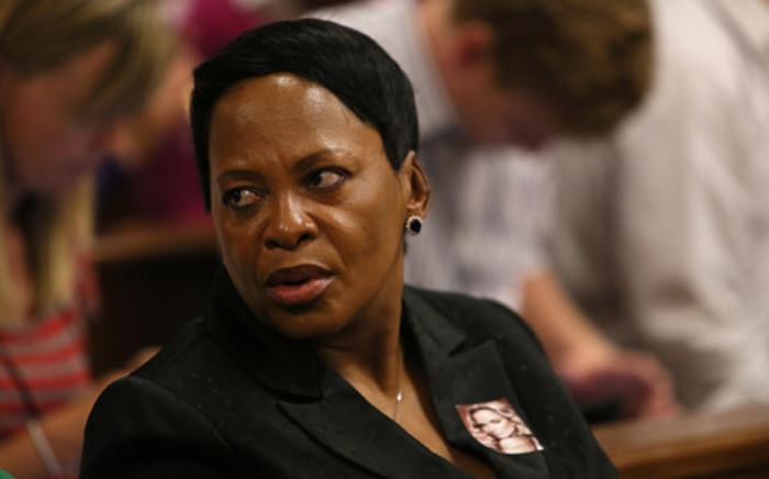 FILE: Nomvula Mokonyane.Picture: AFP