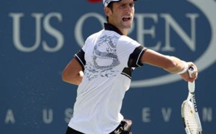 Serbian player and world number one Novak Djokovic. Picture: AFP