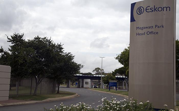 FILE: Eskom's headquarters at Megawatt Park in Johannesburg. Picture: Reinart Toerien/EWN