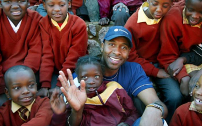 Former Bafana Bafana Captain Lucas Radebe.